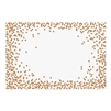 Designer Confetti Placemats - Luxury USA-Made Home Décor | BSEID