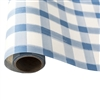 Painted Check Paper Table Runner (color options)