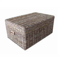 Padma's Plantation Kubu Coffee Table Trunk - Surf Inspired Home D�cor