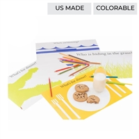 Kids Placemat Pads