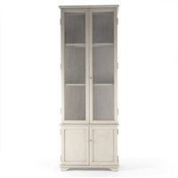 Cabinet - Chaline - Ivory Wood