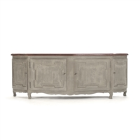 Two Tone Buffet Chest - St. Lovis