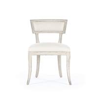 Side Chair - Ayer - Linen