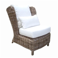 Padma's Plantation Majorca Lounge Chair - Surf Inspired Home D�cor