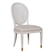 cane back dining chair cushion seat finish options