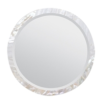 Albert Mirror with Kabibe Shell