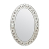 Designer Luxury Wall Hung Dianna Oval Mirror