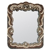 Designer Luxury Wall Hung Grotta Mirror