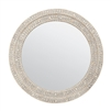 gray mirror round bone camel made goods
