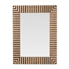 mirror rectangle bone rosewood made goods