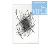 photography black white handmade paper bird nest #14
