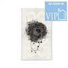 photography black white handmade paper bird nest #3