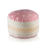 Macaroon Child's Pouf - Nondi