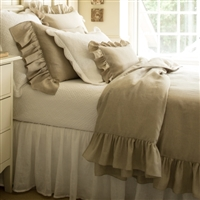 Verandah Natural Bedding Collection