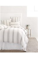Jackson Bedding Collection (Cream/Grey) by Pom Pom at Home