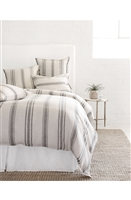Jackson Bedding Collection (Flax/Midnight) by Pom Pom at Home