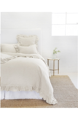 Charlie Flax Bedding Collection