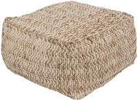 Oak Cove Pouf (style options)