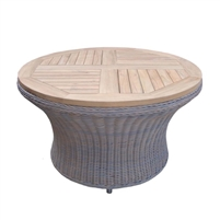Barbados Outdoor Chat Table