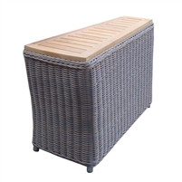 Barbados Outdoor End Table