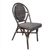 Luxury Designer Padma's Plantation Kubu Paris Bistro Chairs Set (2)