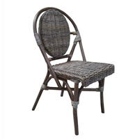Kubu Paris Bistro Chairs (set of 2)