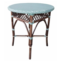 Paris Bistro Table blue