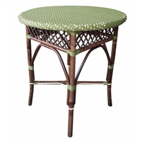 Paris Bistro Table green