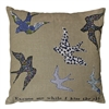 Designer Excuse Me While I Kiss the Sky Pillow by Sugarboo Designs