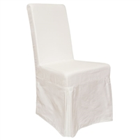 Pacific Beach White Dining Chair