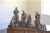 Driftwood Nativity Figures Set (6) - Unique Christmas & Holiday D�cor