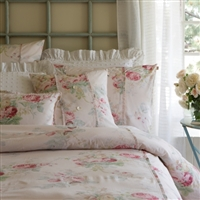 Shore Rose Petal Bedding Collection