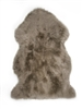 Taupe Natural Shaped Pelted Rugs (multiple sizes & colors)