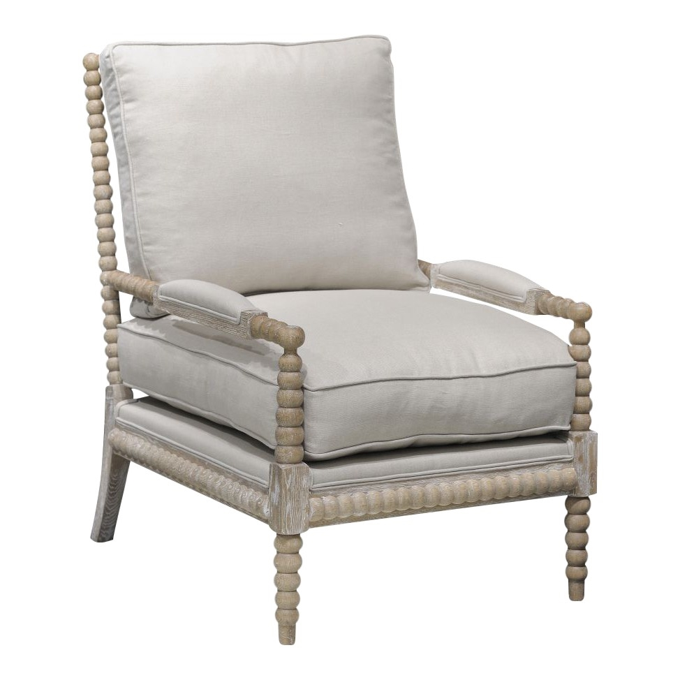 Genial Occasional Chair   Rutledge   Upholstered (finish Options)