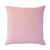 pink ombre throw toss accent pillow
