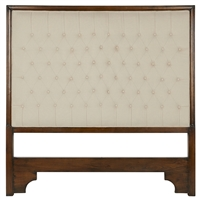 Stratton King Headboard - King Upholstered Headboard with Tufting