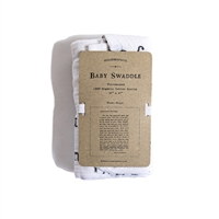 white black baby swaddle Beautiful darling letter Sophie