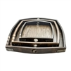 Vino Wine Barrel Oak Tray Square - Boards + Trays for Dinner Parties