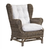 Kubu Wing Chair by Padma's Plantation