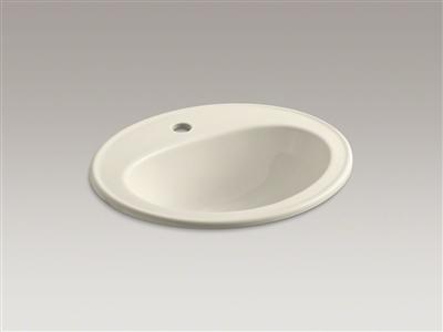 Kohler K 2196 1 47 Pennington 20x17 Drop In Bathroom Sink