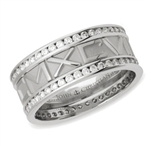 Numeros™ Diamond Eternity - Platinum