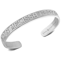Expres™ Cuff Bracelet - Sterling Silver