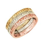 Continuous Life™ Stacking Ring