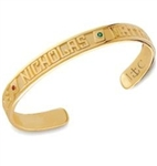 Continuous Life™ Cuff Bracelet - 14K Yellow or White