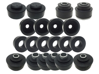 Auto Pro USA Chevy , Sedan , Hard top , Body Mount , Kit , Hardware , grade 5 , 1969 , 1970 , Body Mount Kit , GM , Auto Pro , USA , GM Restoration , GM , Auto Pro , USA , GM Restoration , Body Mount , BUSHINGS , Replacement Part , OEM ,