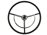 1960-63 Ford Falcon, 61-70 Truck Steering Wheel Kit with Ford Oval Emblem
