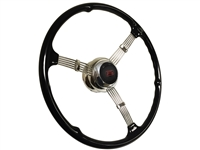 LimeWorks HR Series 35-37 Banjo Steering Wheel Ford Kit