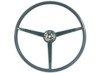 1965-66 Ford Reproduction Aqua Steering Wheel