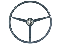 1965 Ford Reproduction Blue Steering Wheel