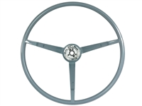 1966 Ford Mustang Blue Steering Wheel